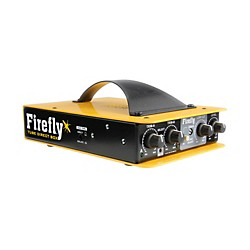 Radial Engineering Firefly Tube DI, dual input w/ class-A front end and transformer isolated output (R800 2020 00)