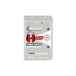 Radial Engineering H-Amp Headphone Driver (R800-8020)