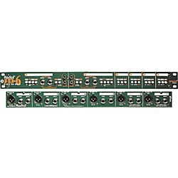 Radial Engineering JD6 6-Channel Rackmount Passive Direct Box (R800 6000)