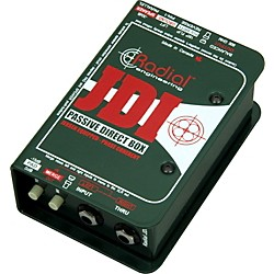 Radial Engineering JDI MK3 Passive Direct Box (R800 1010 00)