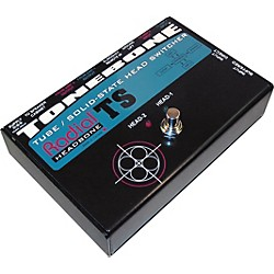 Radial Engineering Tonebone Headbone TS Switcher for Tube to Solid State Amps (R800 7083)