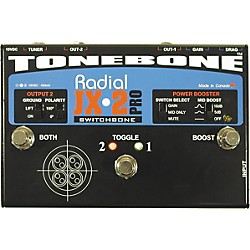 Radial Engineering Tonebone JX-2 Pro Switchbone (R800 7080)