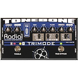 Radial Engineering Tonebone TriMode Distortion Pedal (R800 7015)