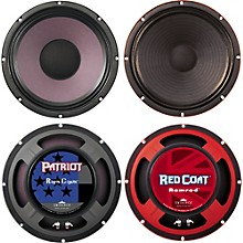 "Eminence Ragin Rock 10"" Speaker Tone Kit"