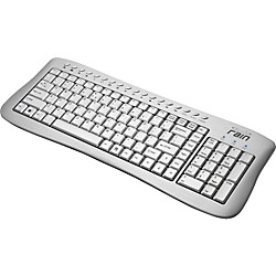 Rain Computers Aluminum Keyboard (KYB-RC-01)