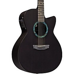 Rainsong Concert Series CO-WS1000N2 Graphite Acoustic-Electric Guitar (CO-WS1000N2)