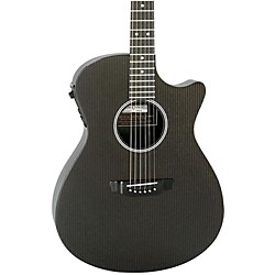 Rainsong Hybrid Series H-OM1000N2 Slim Body Cutaway Acoustic-Electric Guitar (H-OM1000N2)