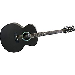 Rainsong JM3000 Jumbo 12-String Acoustic-Electric Guitar (JM3000-513376)