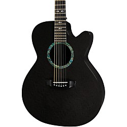 Rainsong WS1000 Grand Auditorium Acoustic-Electric Guitar (WS1000)