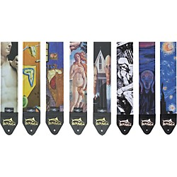 Ralph Marlin Art Series Guitar Strap (RM-24TL)