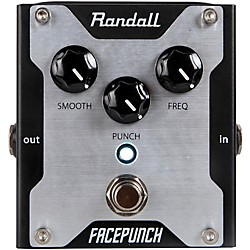 Randall Facepunch Overdrive Guitar Effects Pedal (USM-FACEPUNCH)