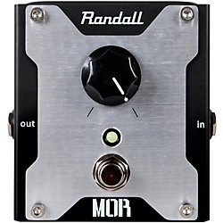 Randall MOR Boost Guitar Effects Pedal (USM-MOR)