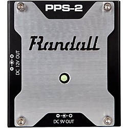 Randall PPS2 Universal Pedalboard Power Supply (USM-PPS2)