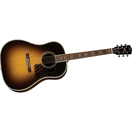 Gibson Randy Scruggs Signature AJ Advanced Jumbo Acoustic-Electric Guitar
