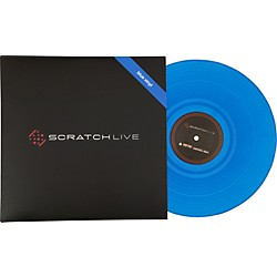 Rane Serato Scratch LIVE - Second Edition Control Vinyl Record (BLUESSLVINYL2)
