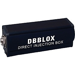Rapco Horizon DBBLOX Hi to Lo Z Transformer Direct Box (DBBLOX)