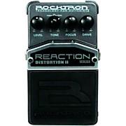 Rocktron Reaction Distortion 2 Guitar Effects Pedal