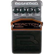 Rocktron Reaction Flanger Guitar Effects Pedal