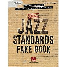 Hal Leonard Real Jazz Standards Fake Book