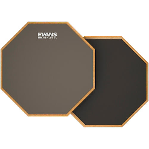 Evans RealFeel 2-Sided Speed and Workout Drum Pad-thumbnail