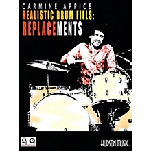 Hudson Music Realistic Fills Volume 1 By Carmine Appice