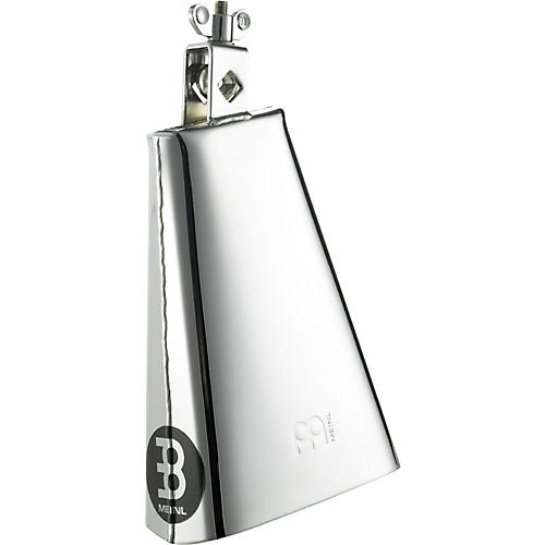 Meinl Realplayer Steelbell Cowbell Big Mouth  8 in.