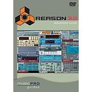 Hal Leonard Reason 3.0 Advanced Level DVD Music Pro Guide Series