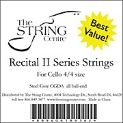The String Centre Recital II Cello String Set