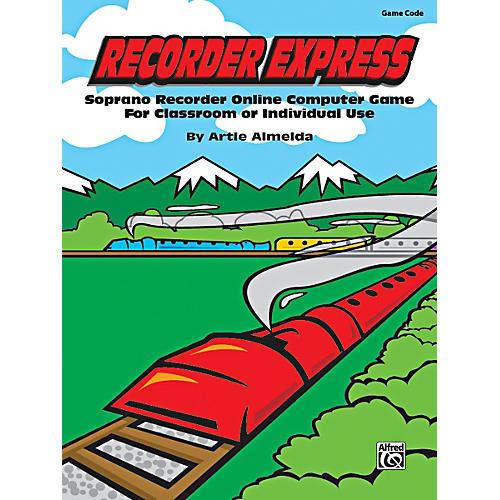 Alfred Recorder Express Game Code-thumbnail