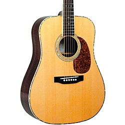 Recording King RD-227 All Solid Wood Dreadnought Acoustic Guitar (RD-227)