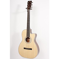 Recording King Studio Series 12 Fret O Acoustic/Electric Guitar with Cutaway (USED005001 RP1-626-CFE1)