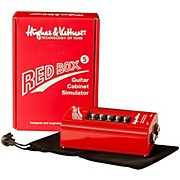 Hughes & Kettner Red Box 5 Classic DI and Amp Simulator