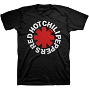 Bravado Red Hot Chili Peppers Asterisk Mens T-Shirt