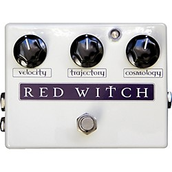 Red Witch Deluxe Moon Phaser Pedal (DLXMOON)