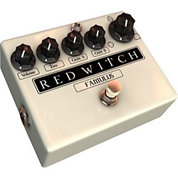 Red Witch Famulus Distortion Guitar Effects Pedal (FAMULUS)