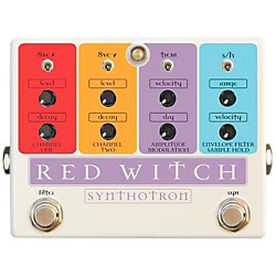 Red Witch Synthotron Guitar Effects Pedal (SYNTHOTRON)