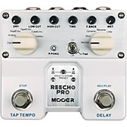Mooer Reecho Pro Delay Effects Pedal