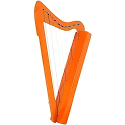 Rees Harps Harpsicle Harp (HARP1000ORANGE)