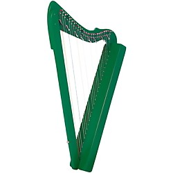 Rees Harps Sharpsicle Harp (HARP1025GREEN)