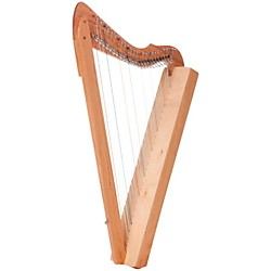 Rees Harps Special Edition Fullsicle Harp (HARP1100CHERRY)