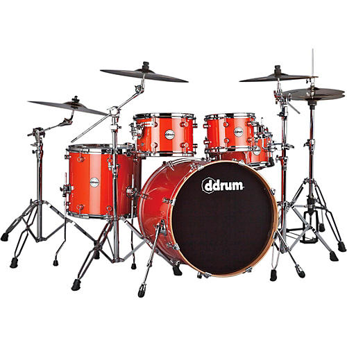 Ddrum Reflex Player 5-Piece Shell Pack-thumbnail