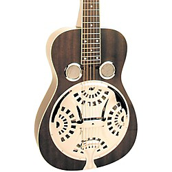 Regal Black Lightning Resonator Guitar (RD-52)