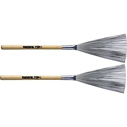 Regal Tip Hickory Handle Non-Telescoping Brushes (BR-550W)