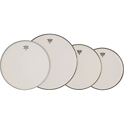 Remo 4-Piece Emperor Smooth White Batter Head Pre-pack (PP0561BE)