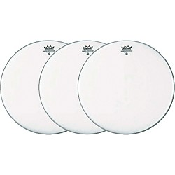 "Remo Ambassador 14"""" Coated Snare Head/3-Pack (Kit-443210)"