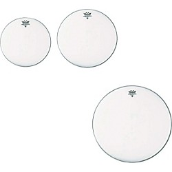 Remo Ambassador Coated New Fusion Tom Drumhead Pack (PP-1390-BA-)
