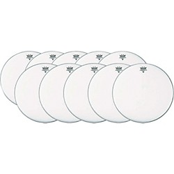 Remo Ambassador Coated Snare Head 14 Inch 10-Pack (Kit-443212)