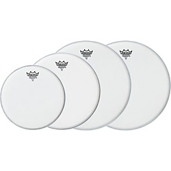 Remo Ambassador X Fusion Drumhead Pack, Buy 3 Get a Free 14 Inch Head (Ambassador Fusion Promo)