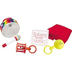 Remo Babies Make Music Kit (LK-1100-B1)