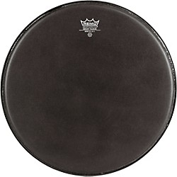 Remo Black Suede Emperor Tenor Drumhead with Crimplock (ES-0806-MP)